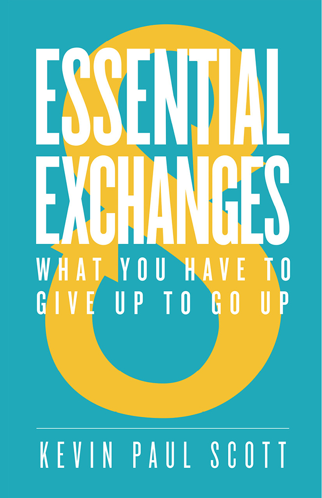 8 Essential Exchanges by Kevin Paul Scott