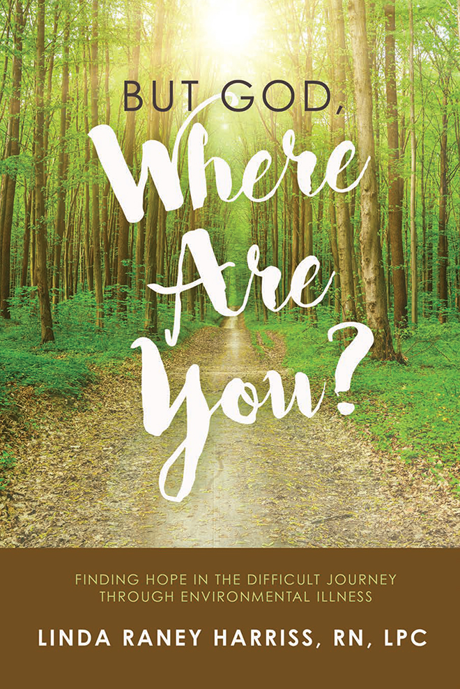 But God, Where Are You? by Linda Raney Harriss