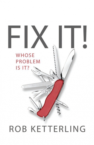 Fix It! (concept cover)